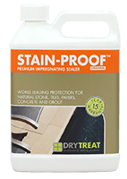 DRY TREAT STAIN-PROOF